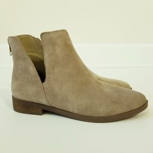 Steve Madden Suede Leather Booties